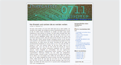 Preview of 0711geschichten.de