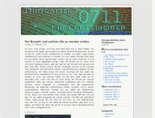 Tablet Preview of 0711geschichten.de